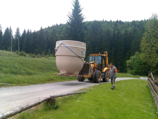 Oczyszczalnia biologiczna KINGSPAN BioDisc -