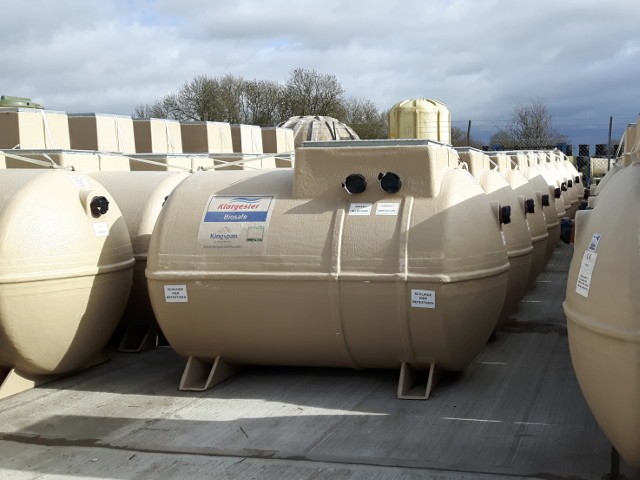 Oczyszczalnia biologiczna KINGSPAN BioSafe