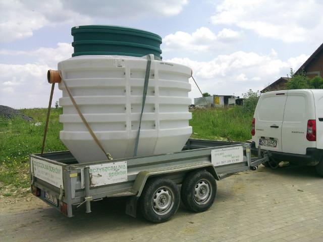 Oczyszczalnia biologiczna DELFIN PRO